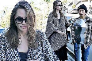 Angelina Jolie lộ diện sau tin Brad Pitt hẹn hò Charlize Theron