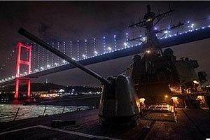 Nghị sỹ Nga: Tàu chiến Mỹ nên giữ khoảng cách ở biển Đen