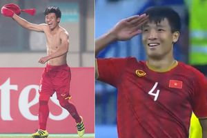 Sự trùng hợp kỳ lạ khi Tiến Dũng ghi bàn cho tuyển Việt Nam!