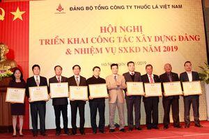 Tổng công ty Thuốc lá Việt Nam nộp ngân sách trên 11.000 tỷ đồng trong năm 2018