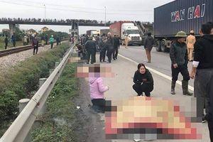 Tai nạn giao thông thảm khốc ở Hải Dương, ít nhất 7 người tử vong