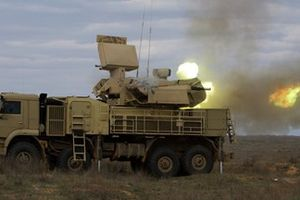 Nga tuyên bố phòng không Syria bắn hạ 30 tên lửa Israel