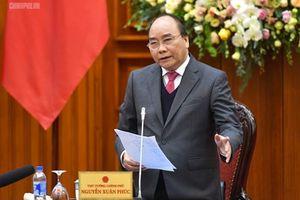 Thủ tướng lo ngại về kỷ luật, kỷ cương hành chính trong cán bộ, công chức