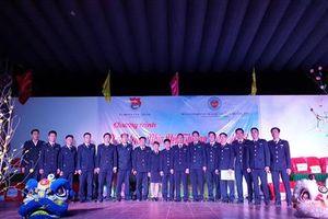 Thanh niên Hải quan Quảng Trị với chương trình 'Mùa Xuân yêu thương'