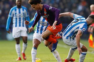 Huddersfield 0 - 3 Man City ' Trăng xanh tỏa sáng'