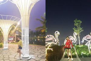 Đẹp điên đảo 2 địa điểm 'sống ảo' mở cửa miễn phí được lòng giới trẻ ở Sài Gòn