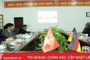 Hướng tới đào tạo nghề công nghệ ô tô theo tiêu chuẩn CHLB Đức tại Hà Tĩnh