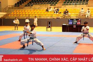 Tổ chức thành công Giải Karatedo võ đường Hùng Quân mở rộng