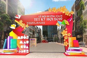 Nhộn nhịp Lễ hội Đường sách Tết Kỷ Hợi tại TP.HCM