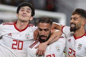 Cận cảnh tuyển Iran lần thứ 7 liên tiếp vào tứ kết Asian Cup