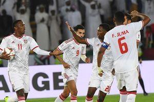 UAE - Kyrgyzstan: Kỳ vọng vào đội chủ nhà Asian Cup 2019
