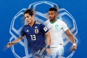 Xem trực tiếp Nhật Bản - Saudi Arabia: Tranh vé đấu Việt Nam