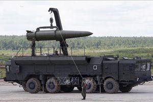 Nga và Mỹ tranh cãi về hệ thống tên lửa mới của Moskva