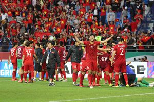FIFA: 'Hành trình đáng nhớ của Việt Nam vẫn tiếp diễn tại Asian Cup'
