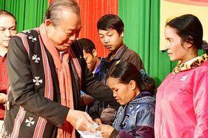 Phó Thủ tướng: Không để người dân miền núi thiếu đói dịp Tết