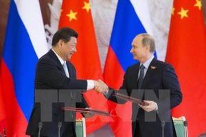 Phân tích quan hệ thương mại giữa Nga và Trung Quốc