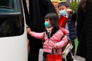 Hàng trăm trường mầm non tại Hong Kong (Trung Quốc) đóng cửa do dịch cúm