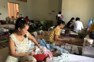 Thành phố Hồ Chí Minh sẽ tiêm vét vắcxin sởi cho trẻ