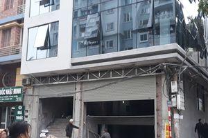 Cầu Diễn - Hà Nội: Hàng loạt công trình xây dựng sai phép, trách nhiệm thuộc về ai?