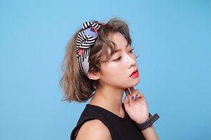 8 phụ kiện thời trang cho các nàng tóc ngắn trở nên sành điệu