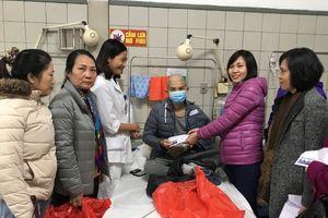 Trong 4 ngày Tết, Bệnh viện Bạch Mai sẽ miễn phí các suất ăn cho bệnh nhân