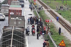 Hải Dương: Xe tải đâm đoàn người đi viếng nghĩa trang, 7 người tử vong tại chỗ