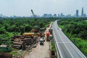 Vay 84% vốn, Dự án cao tốc Trung Lương - Mỹ Thuận gặp khó, phải kéo dài