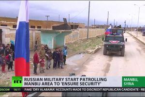 Quốc tế nổi bật: Nga thay thế Mỹ tại Syria