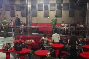Phát hiện nhiều thanh niên đang phê ma túy trong quán bar tại Sài Gòn