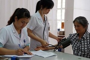 90% trạm y tế trong cả nước có bác sĩ công tác