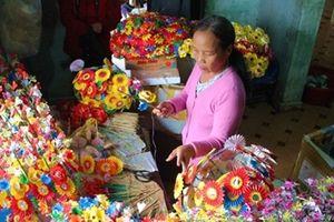 Nhiều làng nghề truyền thống Cố đô Huế tất bật vào vụ Tết