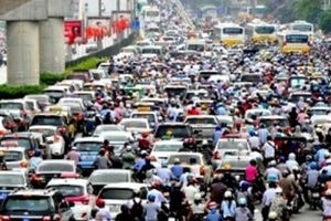 Cấm xe tải, xe kinh doanh trên một số tuyến phố