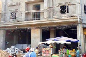 Đổ bê tông công trình, 2 công nhân rơi lầu tử vong