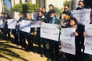 Các nhà báo Libya biểu tình sau cái chết của phóng viên ảnh hãng RT