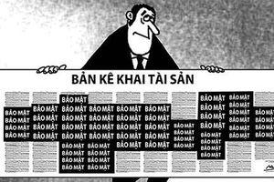 Kê khai tài sản không đúng quy định, một phó bí thư Quận ủy ở Đà Nẵng bị kỷ luật