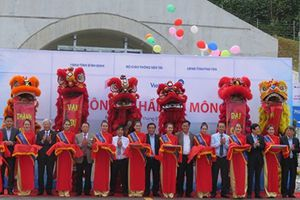 Phú Yên: Thông xe toàn tuyến hầm Cù Mông