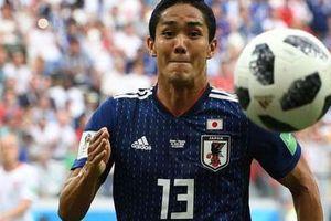 Chủ công của ĐT Nhật Bản sẽ vắng mặt trận tứ kết Asian cup 2019 gặp Việt Nam