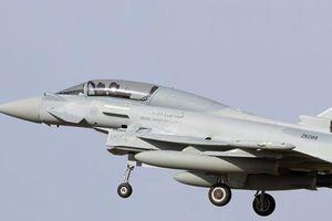 Chưa rõ lý do Anh bất ngờ rút một nửa chiến đấu cơ khỏi Syria, Iraq về nước