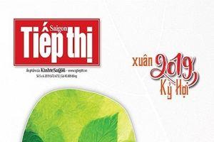 Sài Gòn Tiếp Thị Xuân Kỷ Hợi 2019: Sống xanh, sống khỏe, sống an vui