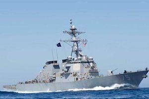 Nga-Mỹ 'chạm mặt' ở biển Đen