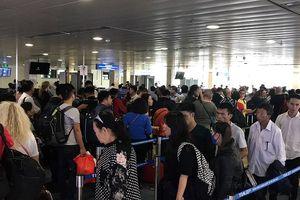 Sân bay Tân Sơn Nhất lắp camera chống trộm dịp Tết
