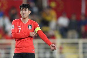 Son Heung-min không vô địch Asian Cup bây giờ thì bao giờ