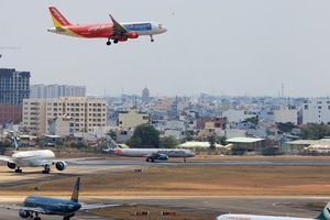 Lắp camera chống mất hành lý hành khách ở sân bay Tân Sơn Nhất