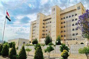 Syria kêu gọi LHQ ngăn chặn Israel tiến hành không kích Damascus