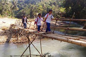 Giấc mơ xa vời của hơn 1.000 nhân khẩu ở 'thủ phủ vàng' xứ Nghệ