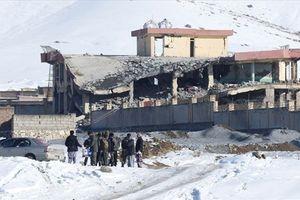 Mỹ vừa tuyên bố rút quân, 126 nhân viên an ninh bị khủng bố giết hại
