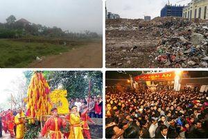 Tin tức Hà Nội 24h: Di dân vùng ảnh hưởng quanh bãi rác Nam Sơn