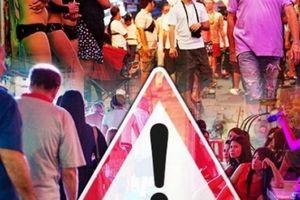 Thủ phủ tình dục Thái Lan vẫn 'đông như kiến' bất chấp lệnh cấm