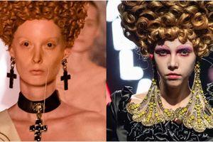 Moschino trình làng những thiết kế 'hao hao' của Gucci?
