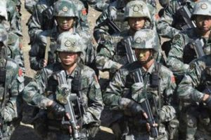 Quân đội Trung Quốc làm điều chưa từng có trong lịch sử